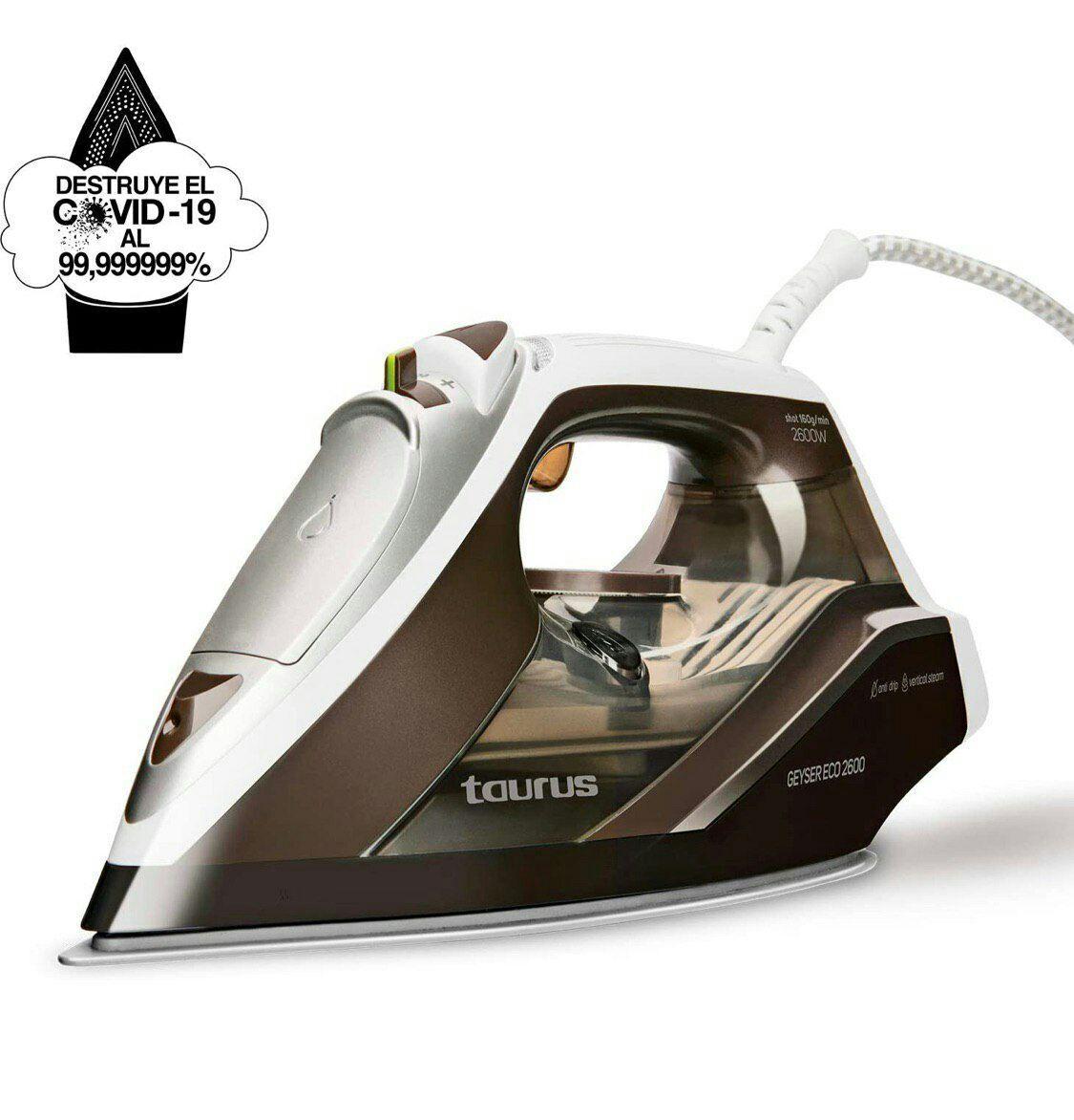اتو دستی تاروس مدل geyser eco 2600