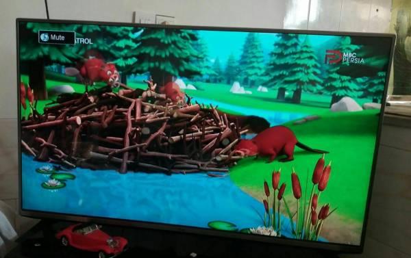 تلویزیون ال ای دی 49 اینچ ال جی 49LW310C