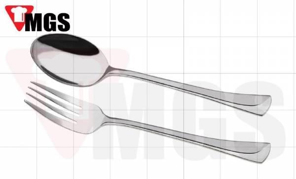 سرویس قاشق چنگال 210 پارچه MGS