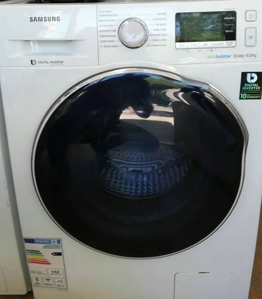 ماشین لباسشویی سامسونگ 10 کیلویی