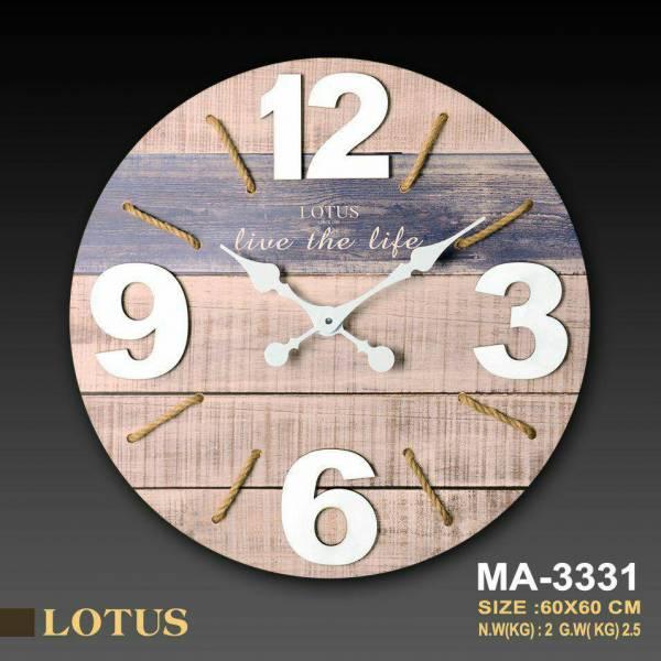 ساعت چوبی پاندولی مدل MA-3331