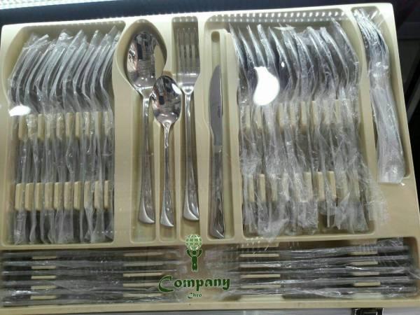 سرویس قاشق چنگال 24 نفره دسینی