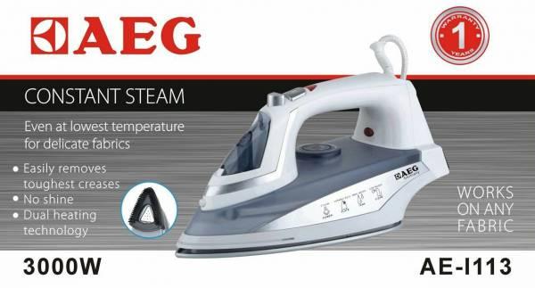 اتو بخار AEG
