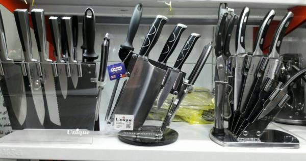 سرویس چاقو آشپزخانه آلمانی