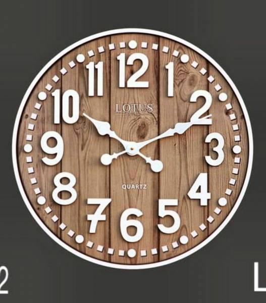ساعت دیواری لوتوس MA-3322