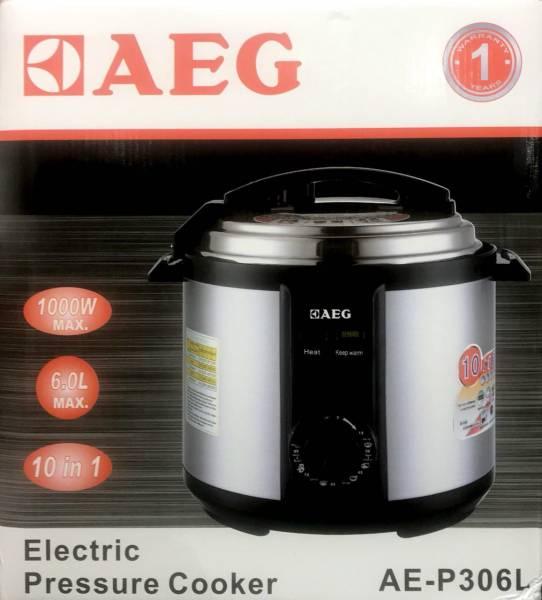زودپز برقی AEG