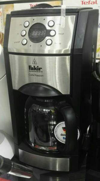 قهوه جوش fakir