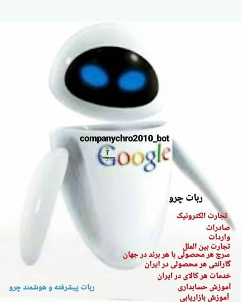 ربات هوشمند و حرفه ای