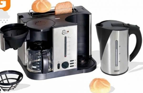 قهوه ساز و اسپرسوساز و کتری برقی و توستر بیم