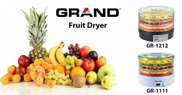 میوه خشک کن گرند