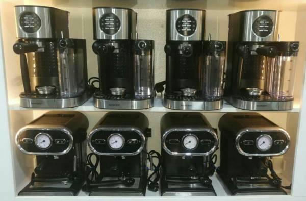 قهوه جوش واسپرسوساز های حرفه ای