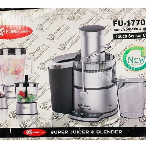 آب میوه گیری فوما مدل Fu-1770